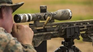 """Снайперист от армията ни постави рекорд, направи """"невъзможен"""" изстрел"""