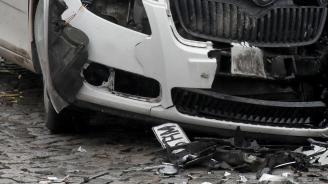20 души са ранени при катастрофи за  последното денонощие