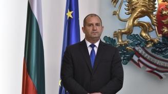 Радев: Обявяването на Независимостта на България е пример как с воля и единство нашият народ може да бъде господар на съдбата си