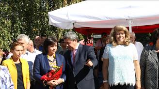 Нинова: Нека всички се обединим и като българи да защитим своите сънародници тракийци