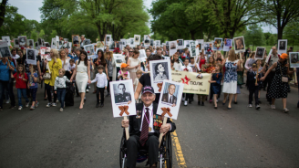 В Русия излязоха на протест заради повишаване на пенсионната възраст
