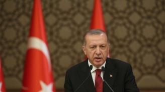 Предстоящата визита на Ердоган в Германия предизвика протести