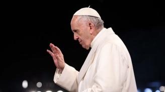 Папа Франциск отслужи меса в литовския град Каунас