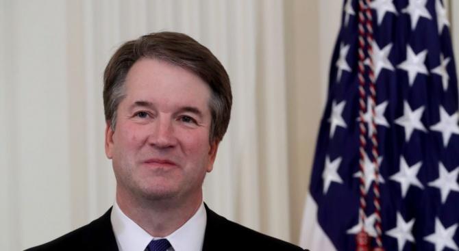 Още една жена обвини номинирания за Върховния съд на САЩ