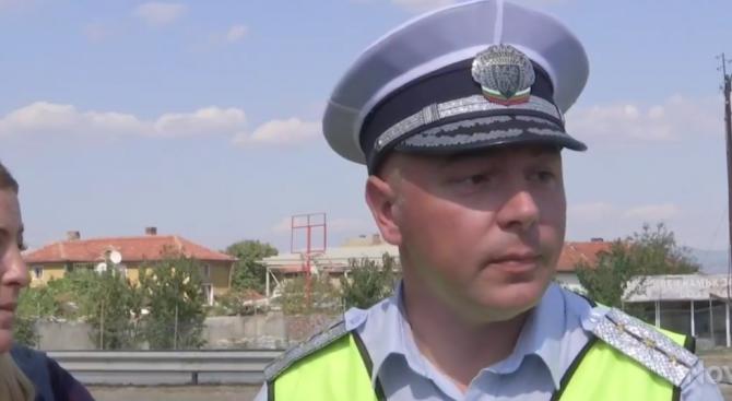 Полицейски инспектор Илия Георгиев информира каква е актуалната пътна обстановка