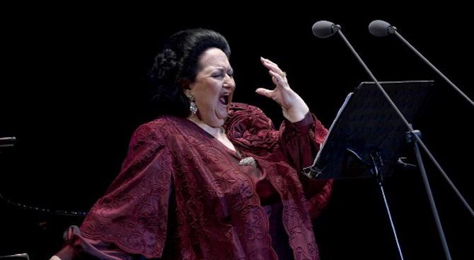 Испанската оперна певица Монсерат Кабайе е била приета по спешност