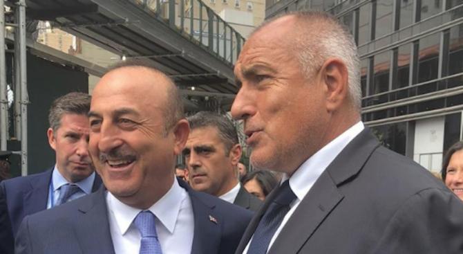Премиерът Бойко Борисов се срещна с гръцкия си колега Алексис