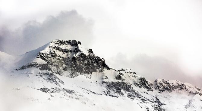 Падна първият сняг в Румъния. Тази сутрин снегът дойде и