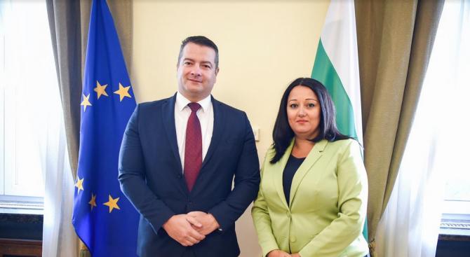 Подкрепа за Черна гора по пътя й към Европейския съюз