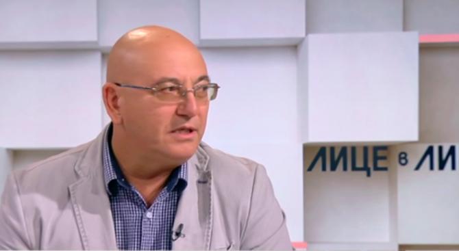 Депутатът Емил Димитров Ревизоро коментира акцията във Винпром Карнобат. По
