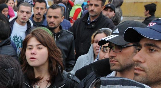 Снимка: Обсъждат интеграцията на мигрантите на пазара на труда