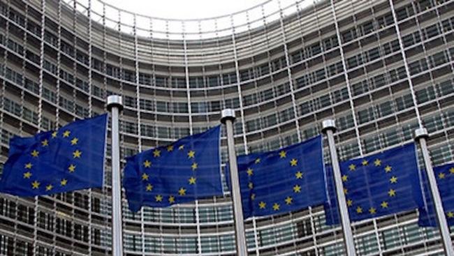 Снимка: Българи излизат в Брюксел на протест пред Европейската комисия
