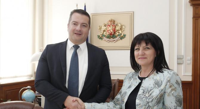 България ще продължи ангажирано да подкрепя европейската интеграция на Черна