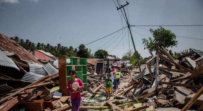 Държавният глава Румен Радев изпрати съболезнователно писмо до индонезийския си