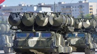 Русия дава на Сирия зенитни комплекси С-300
