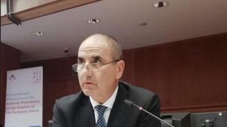 Цветанов: Сигурността е в основата на запазването на демократичните ценности