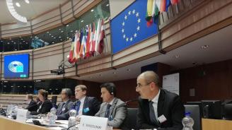 Цветанов: Основната цел на Съвместната група на Европол е да допринесе за отчетността на Агенцията