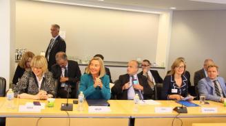 Външните министри на ЕС изслушаха специалните пратеници на ООН  за Либия и Сирия