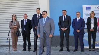 Младен Маринов: Ще работим така, че обществото да усети защитата и подкрепата на полицаите
