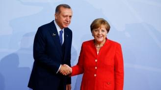 Реджеп Ердоган заминава на посещение в Германия