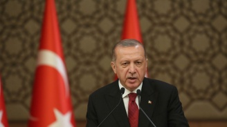 Турският президент Ердоган на посещение в Германия