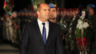 Румен Радев с призив за национално единение. Ще прави ли партия президентът?