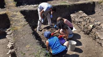 Приключиха разкопките в антична Рациария