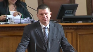 Красимир Влахов е новият конституционен съдия от квотата на НС (видео)