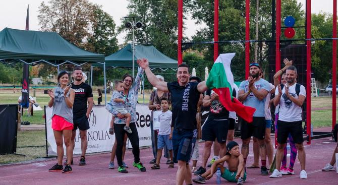 Пловдив събра спортисти от 11 страни за тежкото изпитание