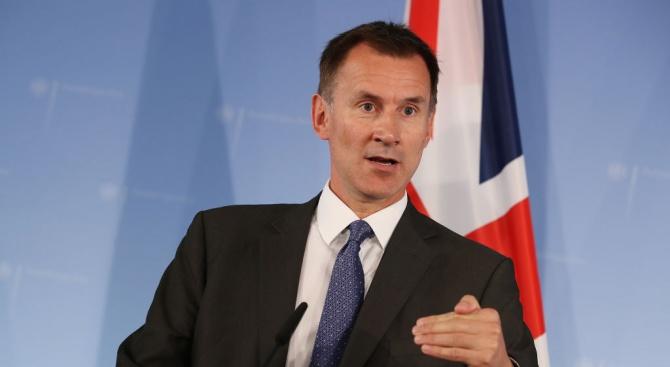Лидери на Европейския парламент поискаха от британския външен министър Джереми