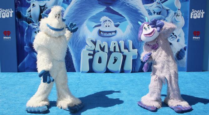 Историята на Миго от селото с човекоподобни снежни човеци, в