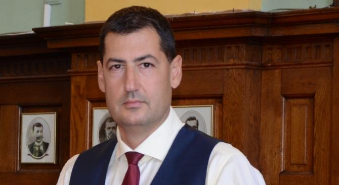 Кметът на Пловдив Иван Тотев заминава за участие в Международната