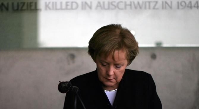 Ангела Меркел започна втория ден от двудневната си визита в