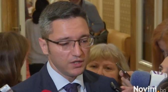 """Депутатът от """"БСП за България"""" Кристиан Вигенин е готов да"""