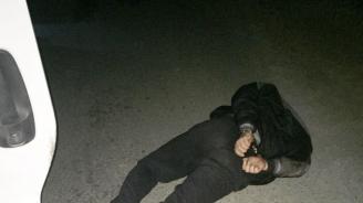 """Полицията залови 18 имигранти на АМ """"Тракия"""""""