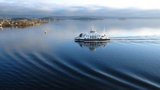 Фериботът, който претърпя авария в Балтийско море, продължи плаването си