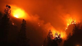 НАСА: Огнен ад заплашва Европа
