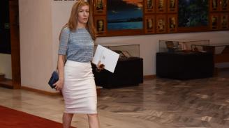 Николина Ангелкова ще открие дискусия в София по проекта за 7 балнео- и СПА дестинации