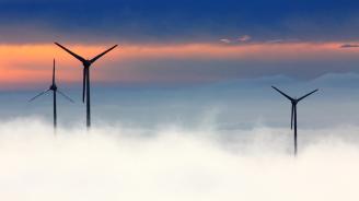 Вятърните турбини затоплят земната повърхност
