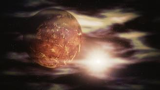 Планетата на любовта Венера влиза в ретрограден период