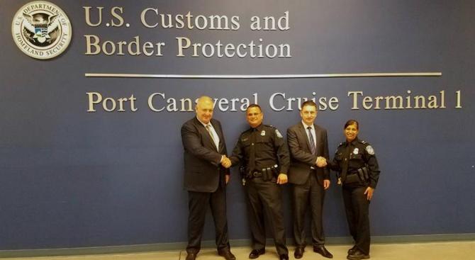 Директорът на ГДНП е на работно посещение в САЩ