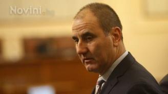Цветанов: Премиерът ще реши дали Николай Нанков ще бъде назначен за зам.-министър в МРРБ