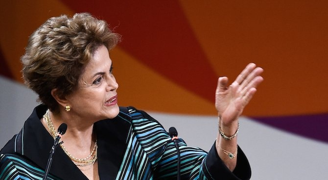 Дилма Русеф не успя да спечели сенаторско място в щата Минас Жераис