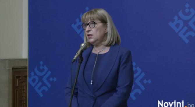 """Министър Цачева ще вземе участие в заседанието на Съвета на ЕС """"Правосъдие и вътрешни работи"""""""