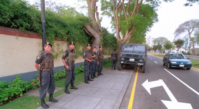 Кейко Фухимори бе арестувана днес в Перу в рамките на