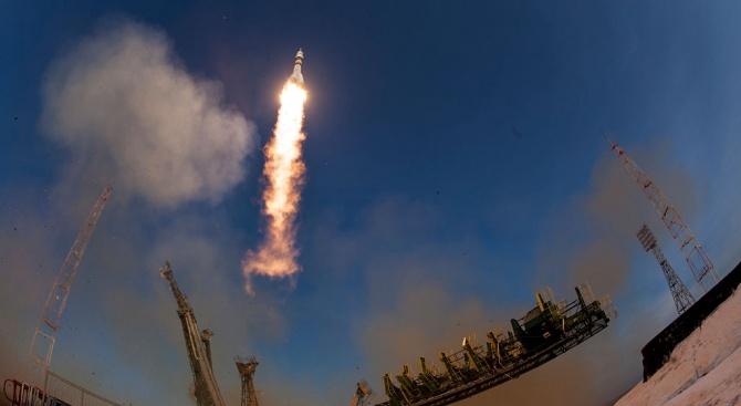 Руски космически кораб  аварира минути след старта (обновена+видео)