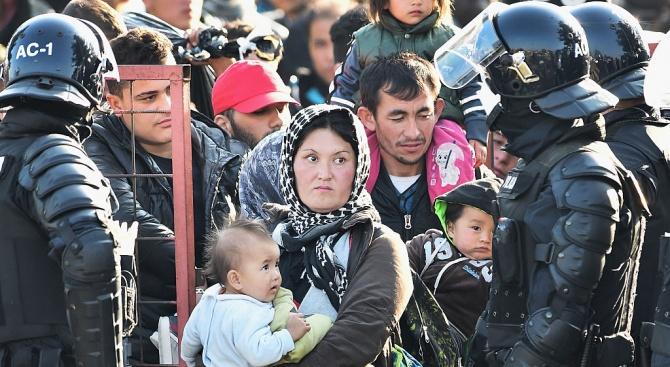 ЕК разглежда ново искане на Австрия за удължаване на граничните проверки