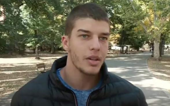 Мъжът, нокаутирал сириец при самозащита, обвинен в хулиганство