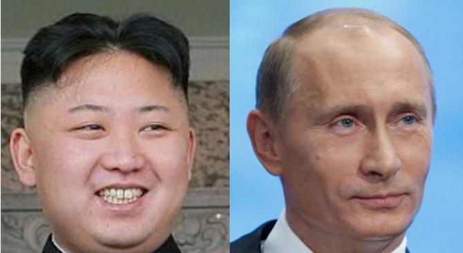 Лидерът на Северна Корея Ким Чен-ун изпрати поздравителна телеграма до