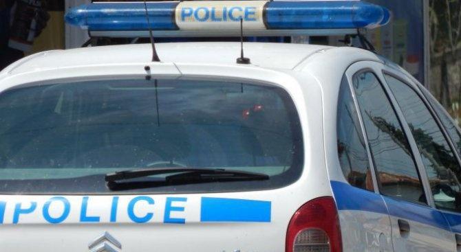 Мъж вилня в Районен съд Костинброд